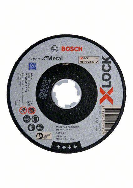 Circle Cutting BOSCH 2608619255 X-lock