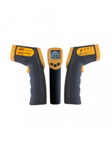 JBM 52162 LASER THERMOMETER-50 ° To 330 °C
