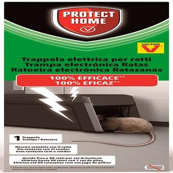 Ratos elétricos da armadilha do sbm