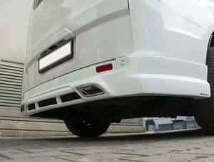 Ford Transit Tourneo Custom rear Karlık (2012-)