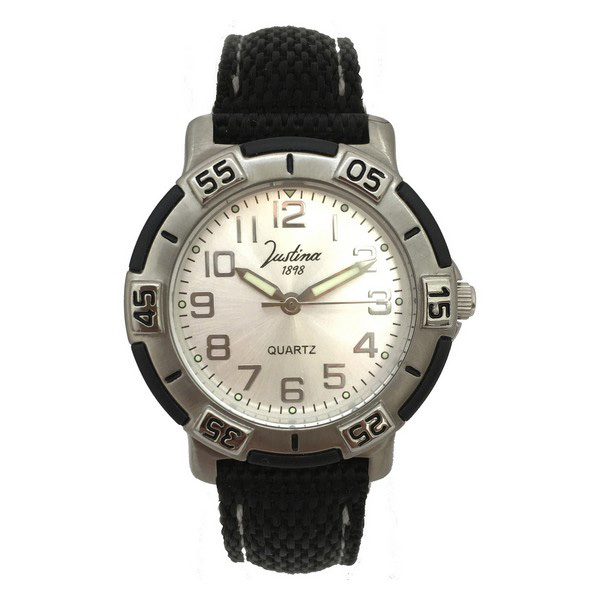 Infant's Watch Justina 32555N (34 Mm)