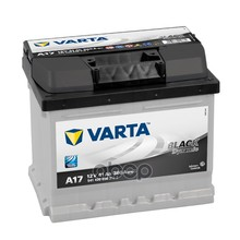 Аккумулятор Black Dynamic 12v 41ah 360a 207х175х175 Полярность 0 Клеммы 1 Крепление B13(A17) Varta арт. 541400036