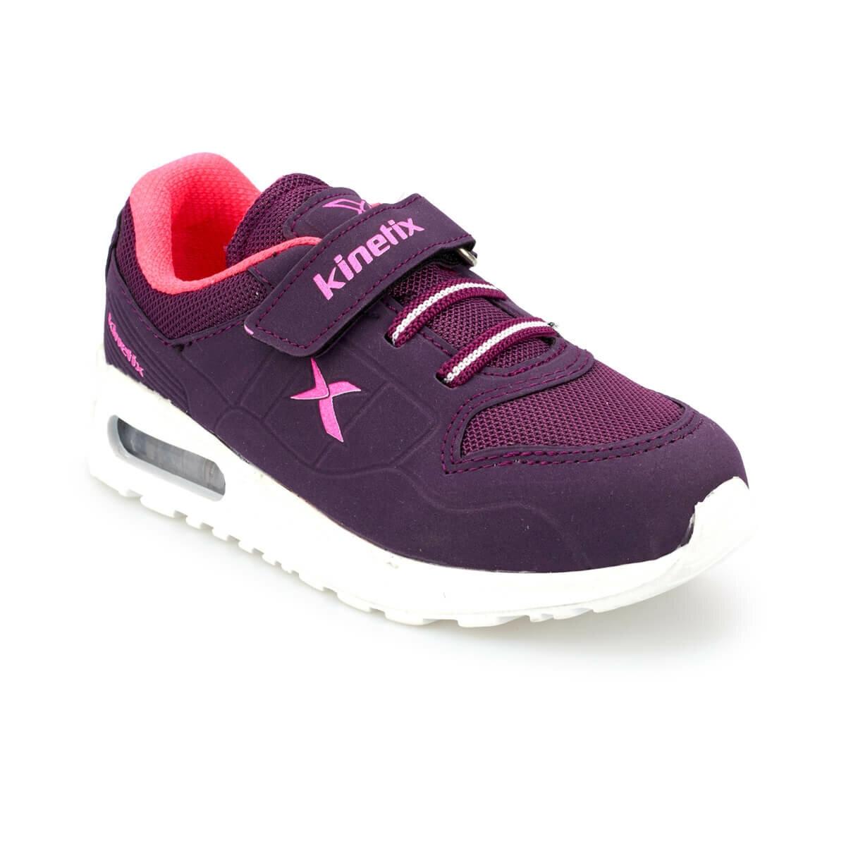 FLO BIRNO Purple Female Child Sneaker Shoes KINETIX