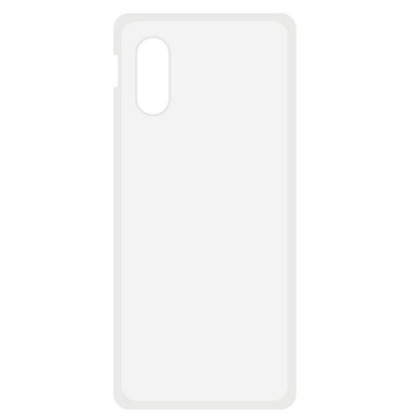 Mobile cover Iphone Xr KSIX Flex Transparent|  - title=