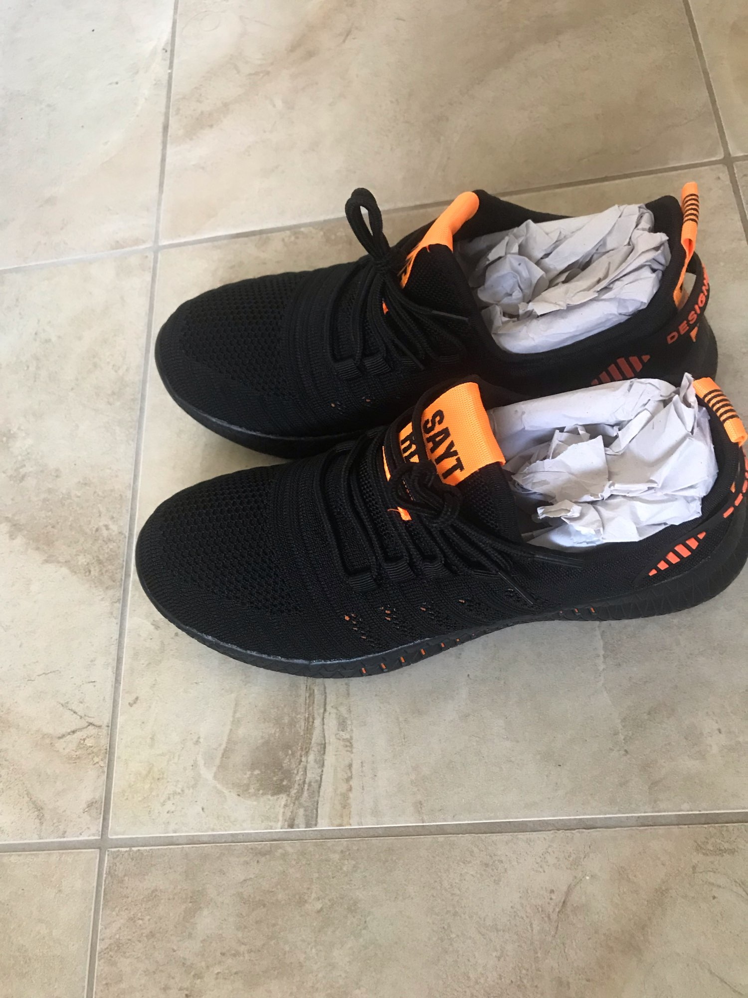 Men's Breathing Air Mesh Summer Sport Shoes photo review