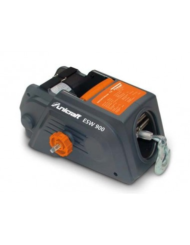 UNICRAFT 6190900 ELECTRIC WINCH 12V ESW 900-0,9 T
