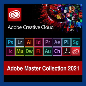 Adobe Creative Cloud 2021| Adobe Master Collection CC 2021| Full Version | Lifetime Activation | ️Multilingual| Windows