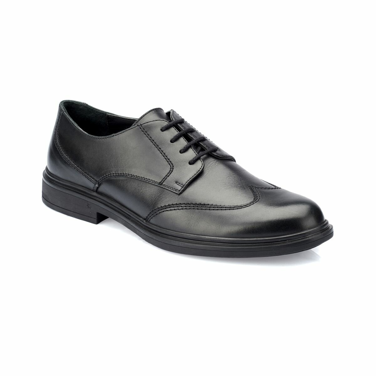 FLO 82.100401.M Black Male Shoes Polaris 5 Point