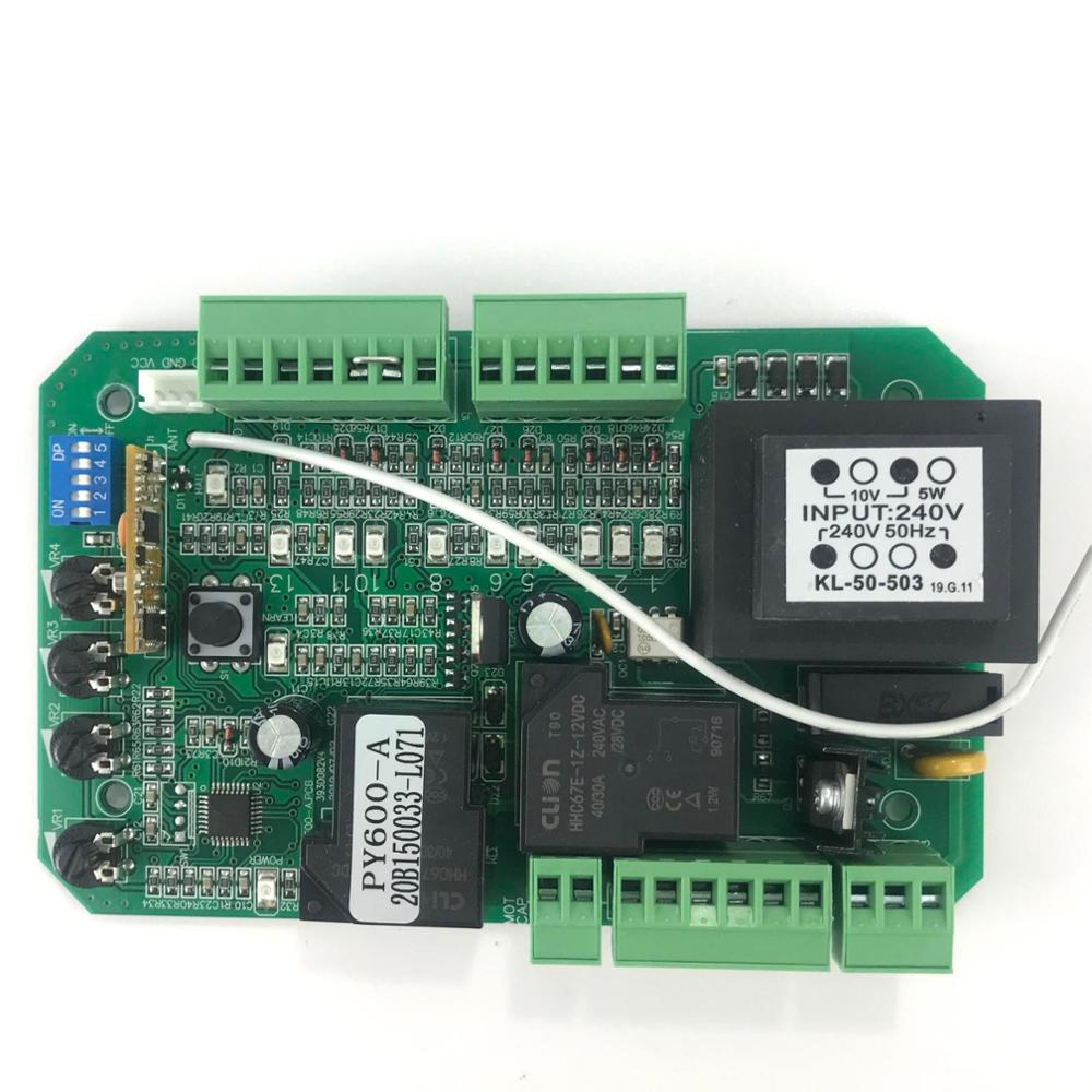 AC Control Board For Sliding Gate Motors Home Gate