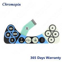 Membrane Keypad Keyboard Switch for ABB IRC5 Robot Pendant DSQC679 3HAC028357-001 Membrane Keyboard