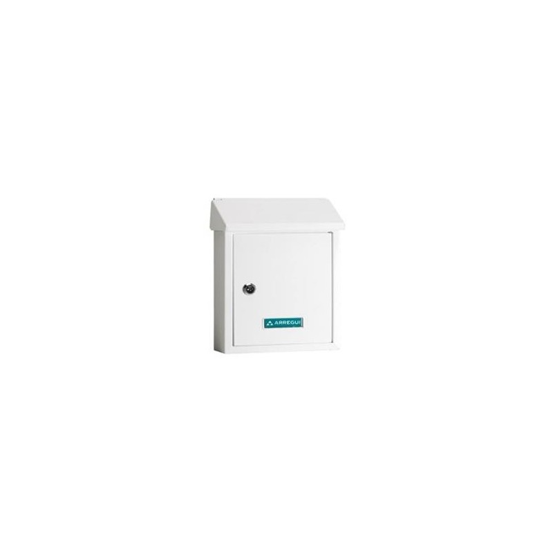 MAILBOX OUTDOOR SMART WHITE E 5721 Mailboxes     - title=