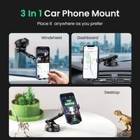 Aluminium Car Phone Holder