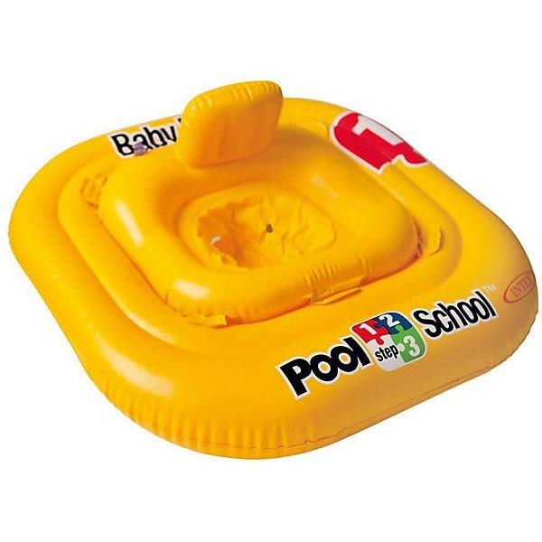 Circle for swimming Intex Pool School step 1