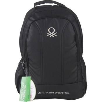 United Colors Of Benetton School Backpack Black 96029 свитшот united colors of benetton united colors of benetton un012egfunq2