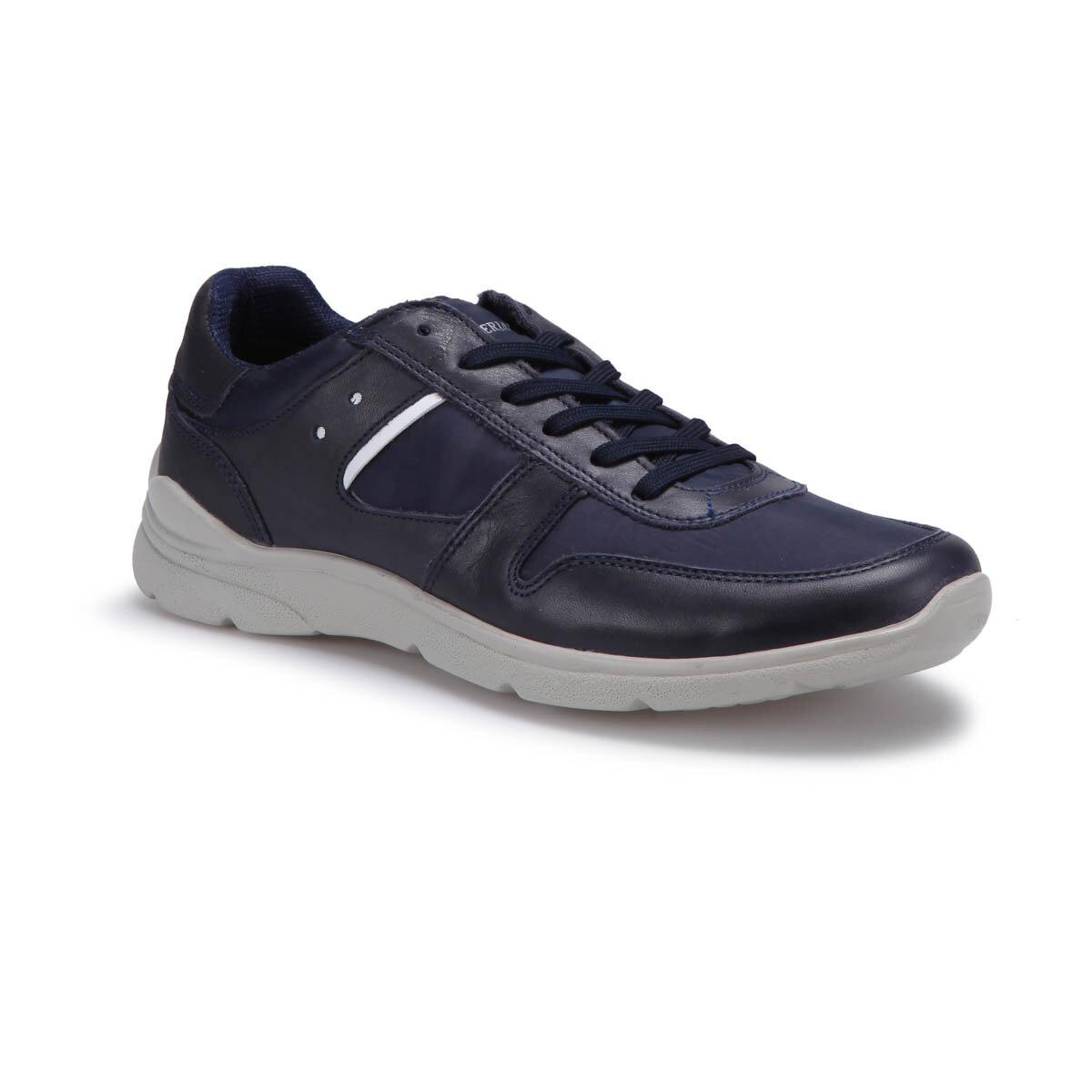 FLO MOSS Navy Blue Men 'S Sports Shoes LUMBERJACK