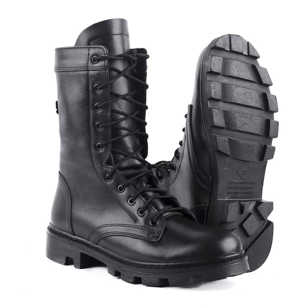 DOF Winter Tactical Ankle Boots With Fur Soft Leather  Hiking Climbing Shoes Outdoor Boots Army Fashion 0049/11 ZA