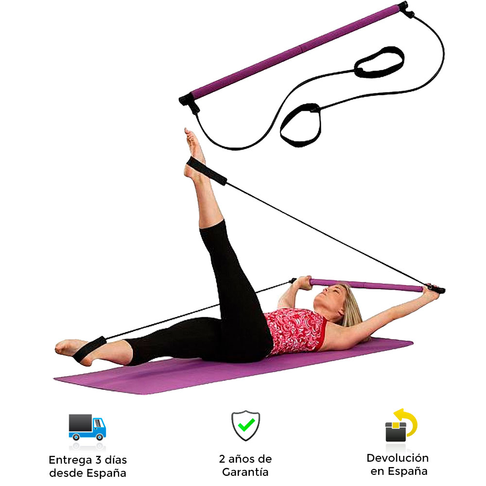 Scan Bar's Single Fitness Pilates Workout