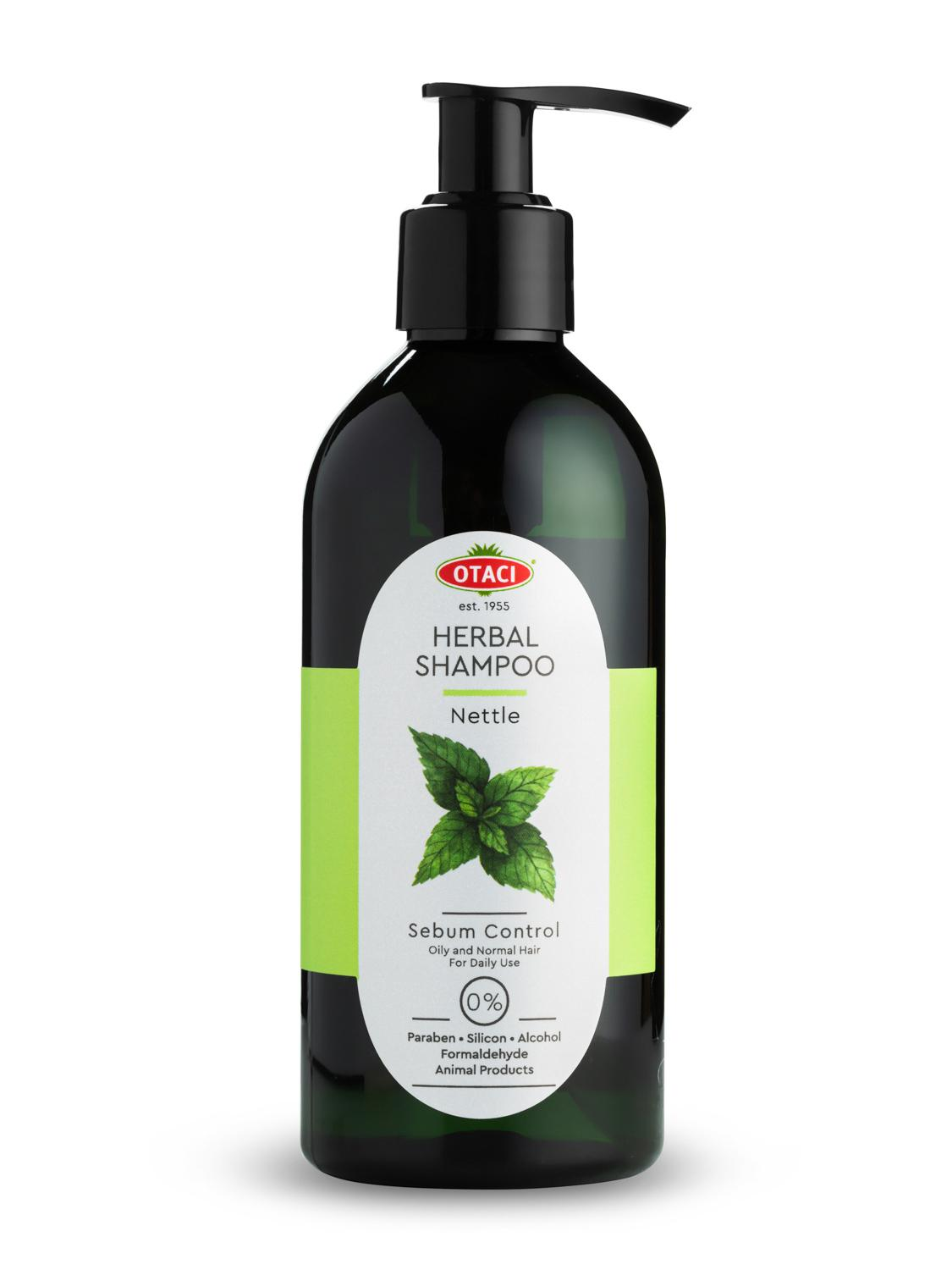 Otaci/ Balancing and Volumizing Herbal Shampoo with Nettle
