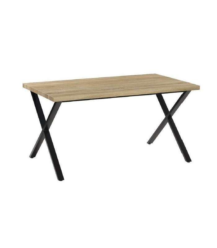 Fixed Table Dining Eliot Oak