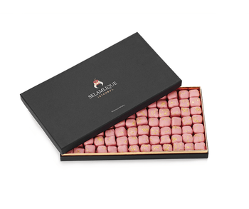 Selamlique Luxury Turkish Delight with Rose, 890 g недорого