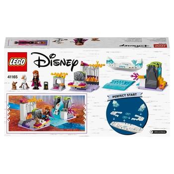 Конструктор LEGO Экспедиция Анны на каноэ 3