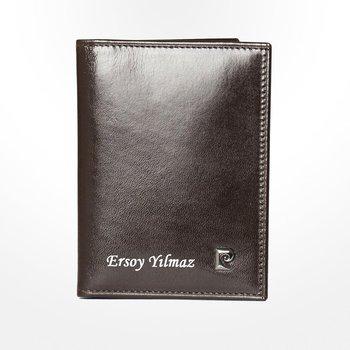 Personalized Pierre Cardin Men Credit Card Wallet