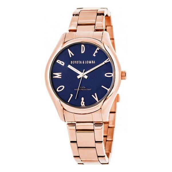 Men's Watch Devota & Lomba DL002U 03MARINE (41 mm)|Mechanical Watches| |  - title=