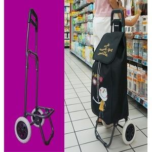 Sokoltec shopping trolley bags on wheels