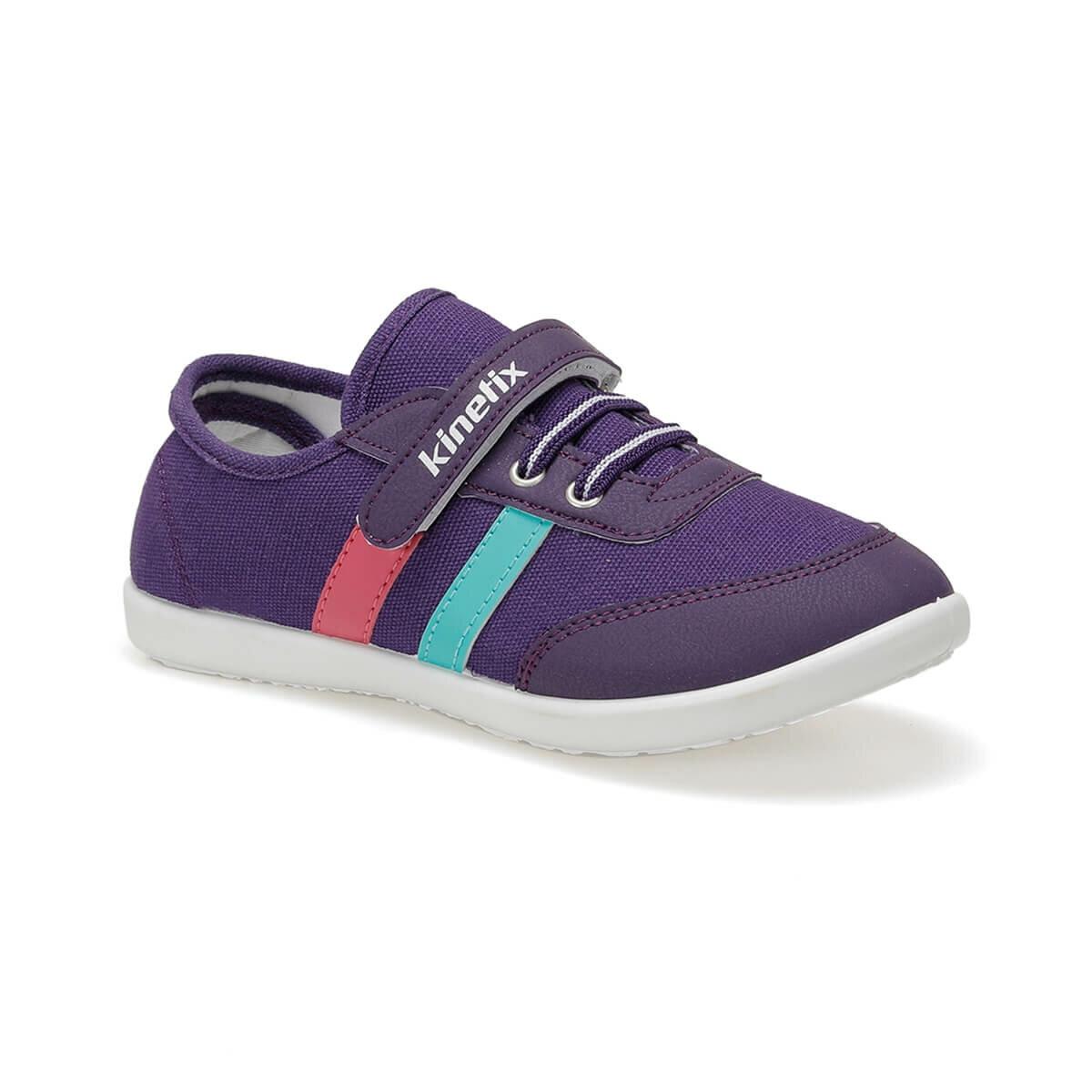 FLO BALEN Purple Female Child Sneaker Shoes KINETIX