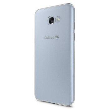 Funda de gel TPU carcasa protectora silicona para movil Samsung Galaxy A3...
