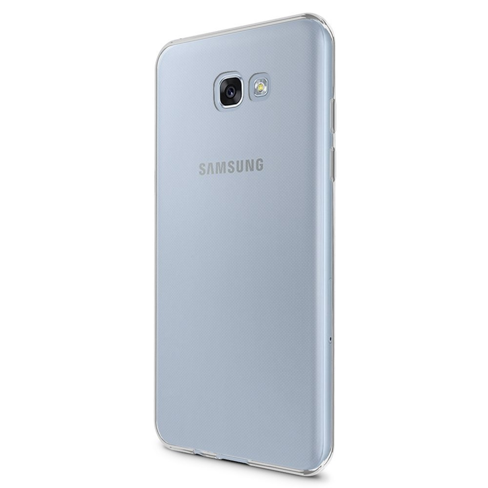 Funda de gel TPU carcasa protectora silicona para movil Samsung Galaxy A3 A5 A6 A8 Plus Pro de 2016 de 2017 2018 Elige Modelo