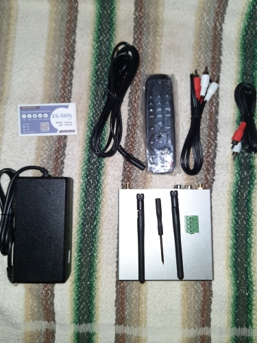 -- Multiroom Airplay Equalizador