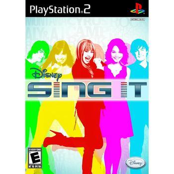 Disney Sing It Highschool Musical 3 Ps2 Videojuegos Juegos Namco Música Edad...