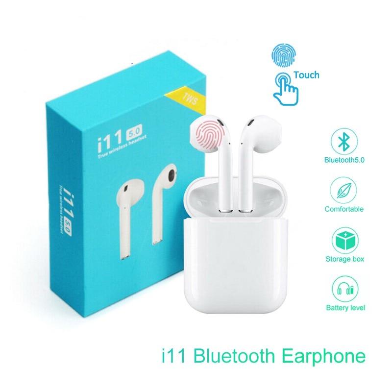 AirPods Wireless Headphone I11 TWS Original Bluetooth 5.0 Wireless Headset