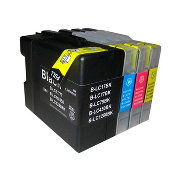 Compatible Ink Cartridge Inkoem <font><b>LC1280</b></font> image