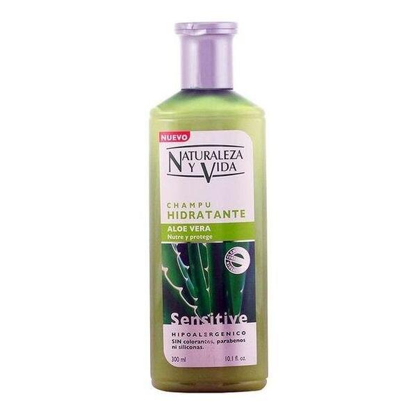 Moisturizing Shampoo Naturaleza Y Vida