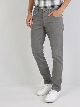 Colins Men 44 Karl Straight Fit light High Rise Straight LegGrey Pants men's trousers men's pants Trousers for men pants men,CL1