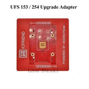 Image 3 - MOORC ICFRIEND EASY  JTAG PLUS UFS A5 ,UFS 153 & 254 Socket  Upgrade compatible conversion seat  ( No chips )
