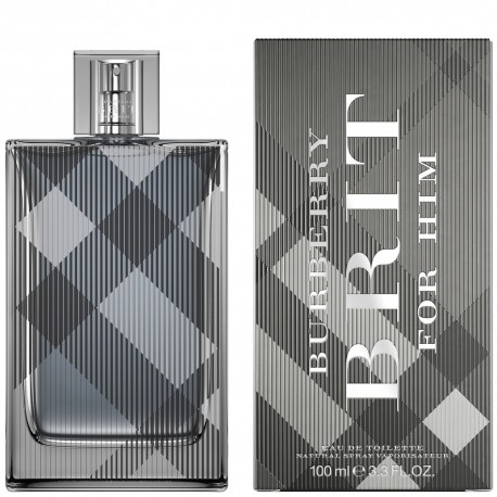 BURBERRY BRIT FOR HIM EDT 100ML SPRAY