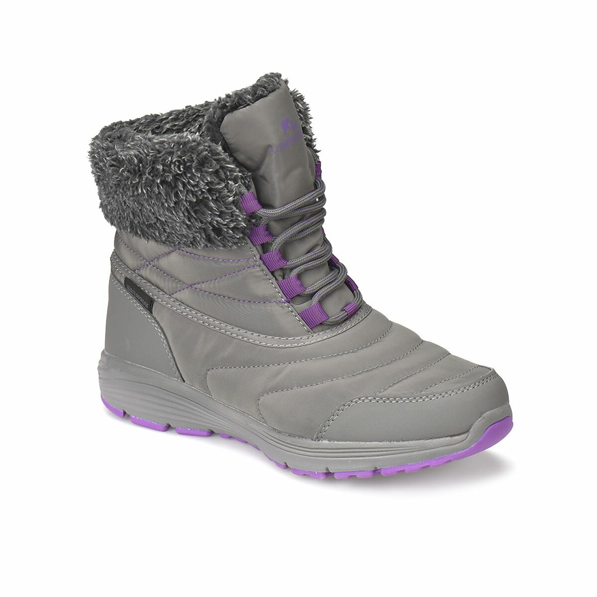 FLO FRIDA Gray Women Outdoor Boots LUMBERJACK