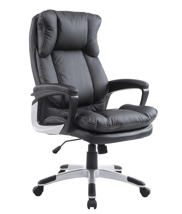Office Armchair COUNT, High, Gas, Tilt, Similpiel Black