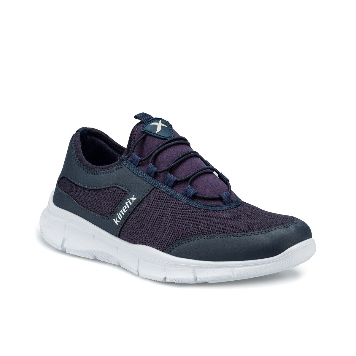 FLO AIRSHIP Navy Blue Men 'S Comfort Shoes KINETIX
