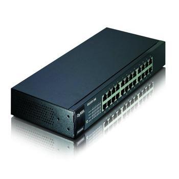 Switch ZyXEL GS1100-24E-EU0 24 p 100 / 1000 Mbps