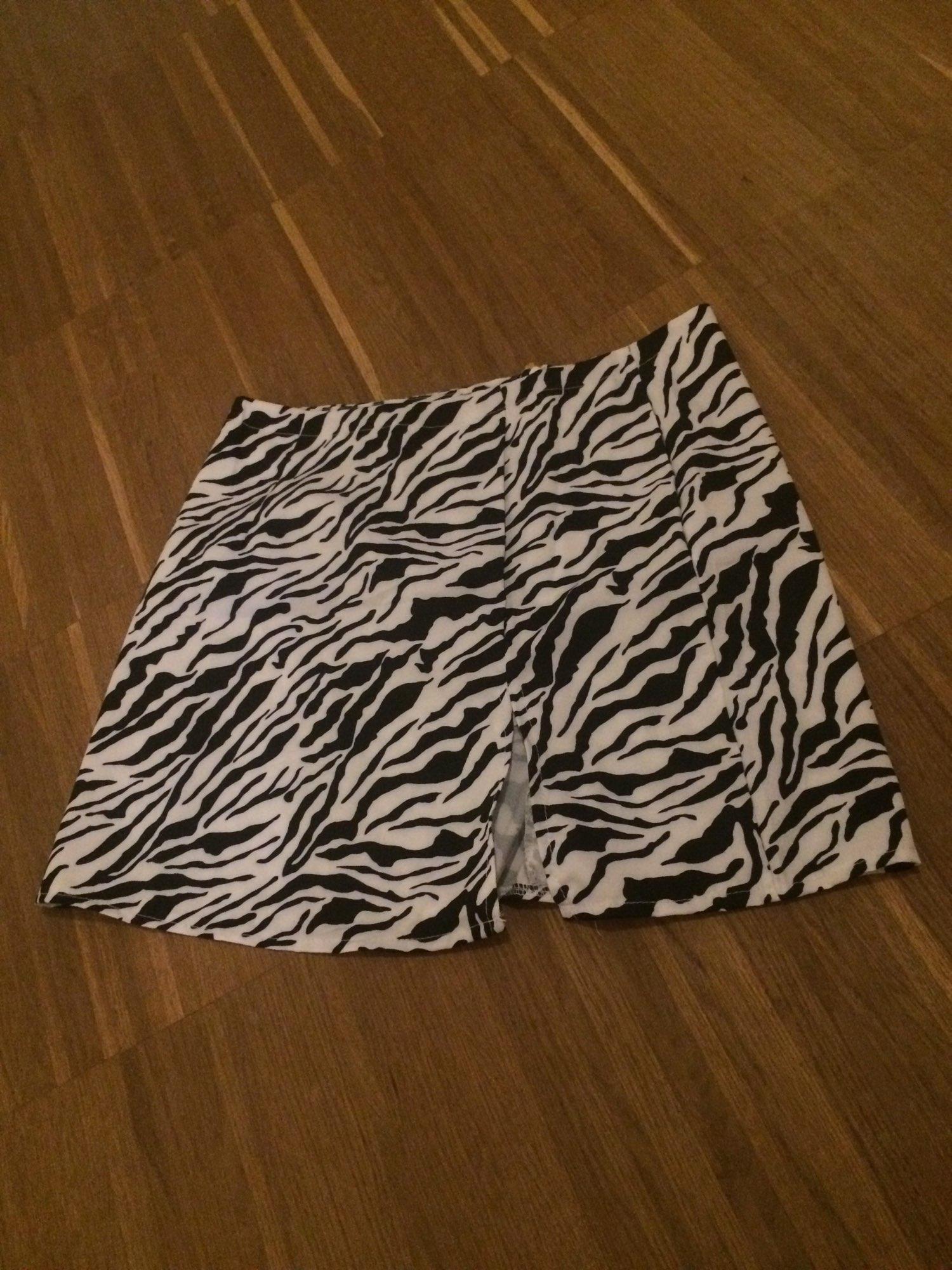 Women Mini Skirt High Waist Leopard Zebra Print Party Clubwear Casual Short Cocktail Clothing Elegant Straight Soft Skirts|Skirts|   - AliExpress