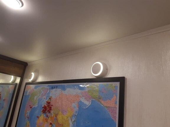 -- Rotação Branco Lâmpada
