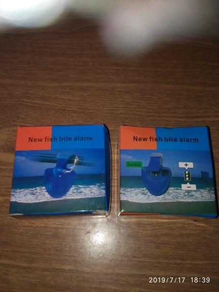 Ferramentas de pesca Alarma Alarma Alarmes
