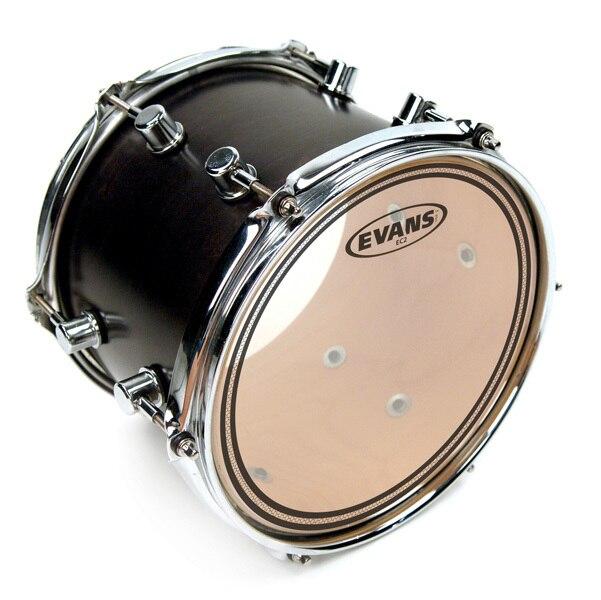 "Tt18ec2s EC2 clear plastic for the volume of the drum 18 "", Evans"