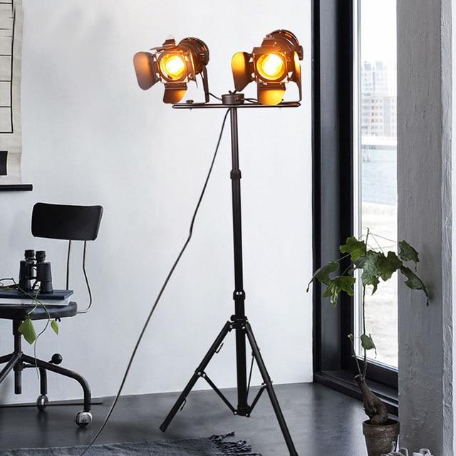Tripod Single Head Floor Lamp  6