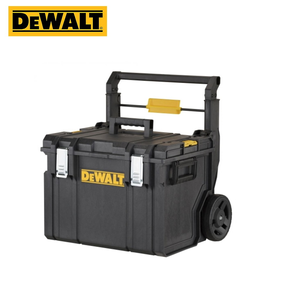 Deep Box With Wheels DeWalt DWST1-75668 Tool Accessories Construction Accessory Storage Box Delivery From Russia