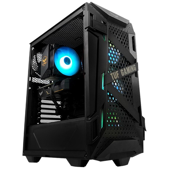 IPASON High-Performance Gaming Computer 11th Generation Core i7 11700F RTX3060  12G M.2 SSD /Game Desktop Cyberpunk Gaming PC 1